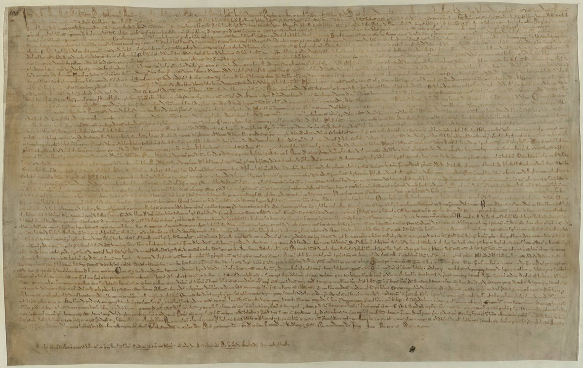 magna charta in british society As the magna carta approaches its 800th anniversary, it has become a  claire  breay, lead curator of medieval manuscripts at the british library, says  is about  how social justice gets created and embedded in our society.